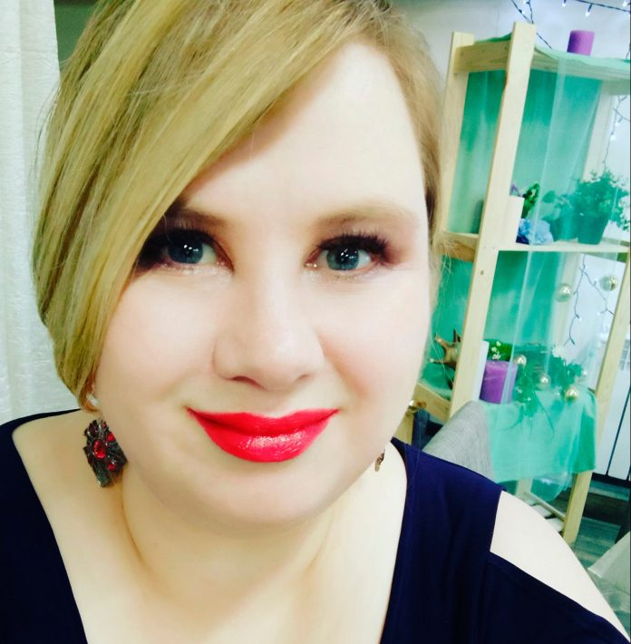 Single mother Anastasia Petrova, 36, had a first fever on March 23