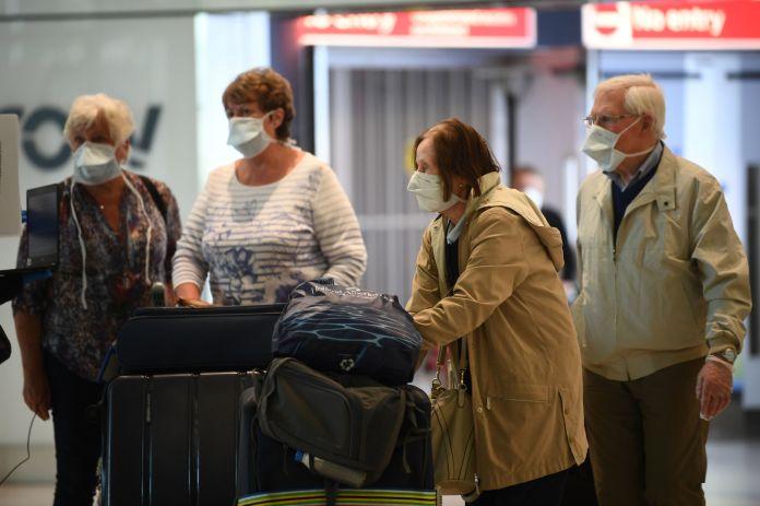 British warned to avoid travel