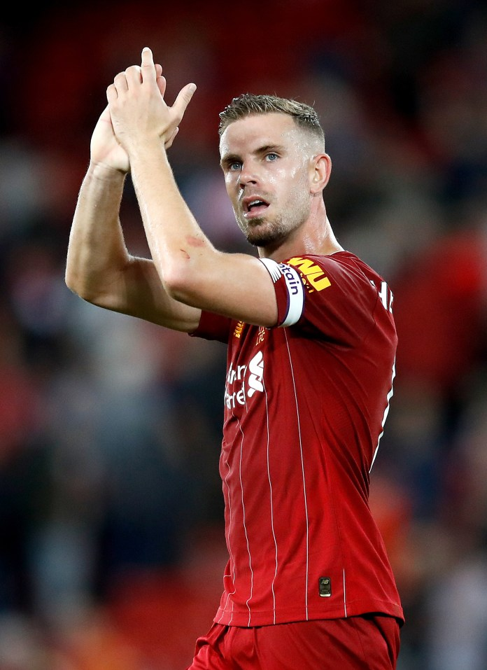 Ace and Liverpool captain Jordan Henderson spend millions on seven-bed mansion - with 'trophy corridor'