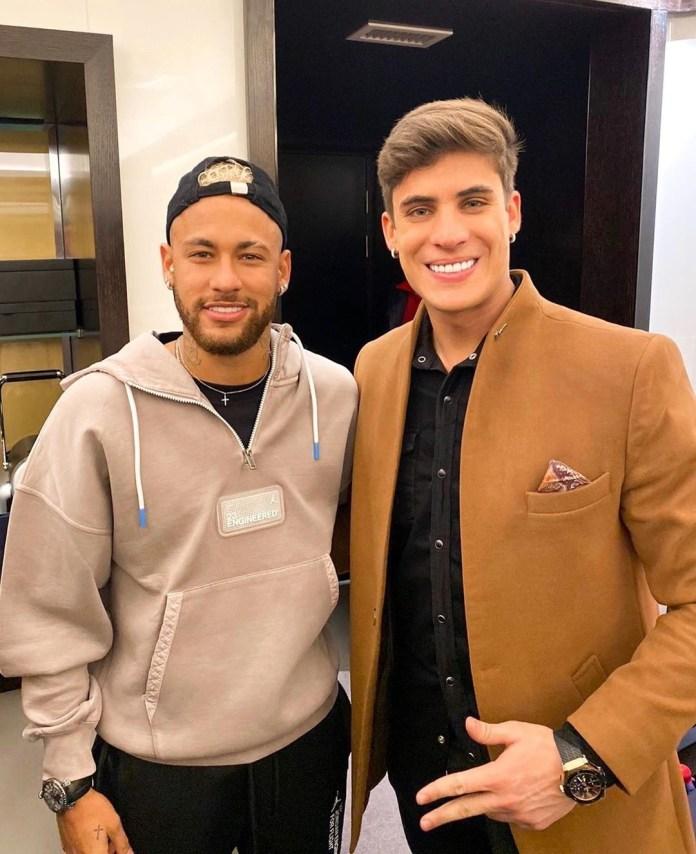 Tiago Ramos is a big fan of the Paris-Saint Germain star