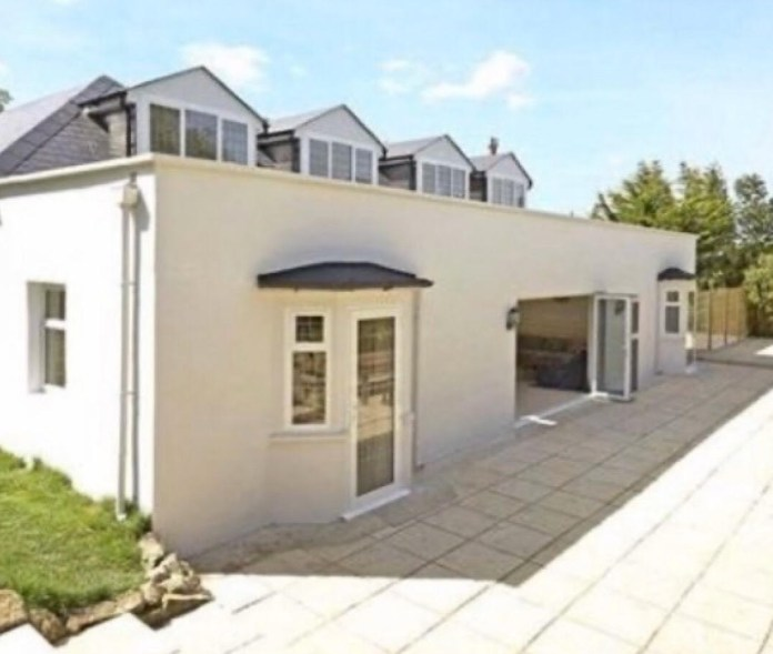 Katie Price has moved into a new chic pad