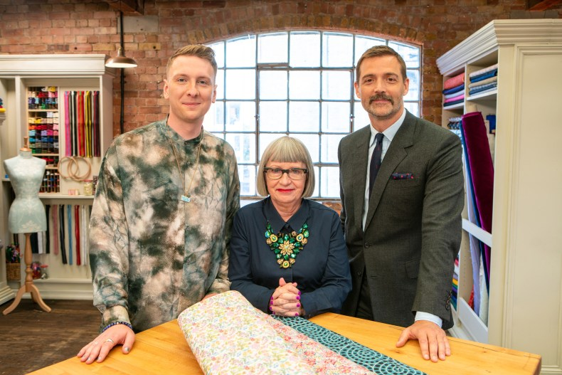 Who will become the next sewing champion?
