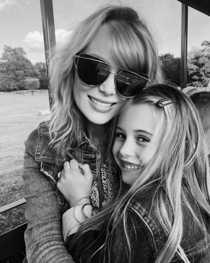 Amanda Holden's daughter Hollie, eight, is probably in hot water following comments about Simon Cowell and Lauren Silverman