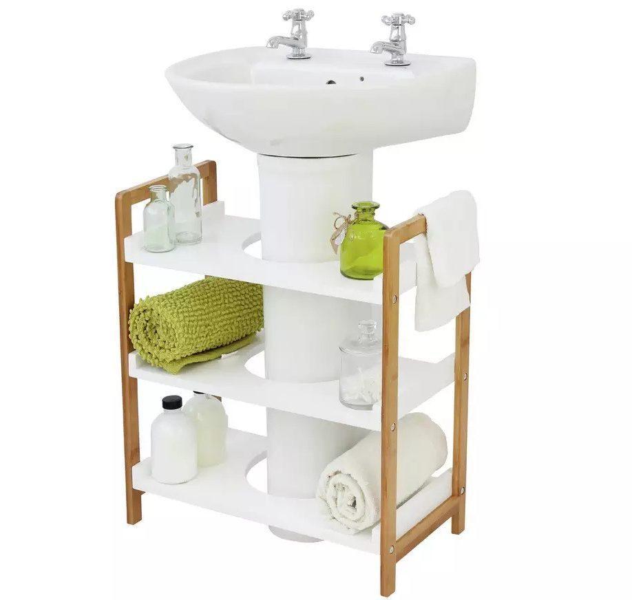 clutter cutting bathroom storage ideas