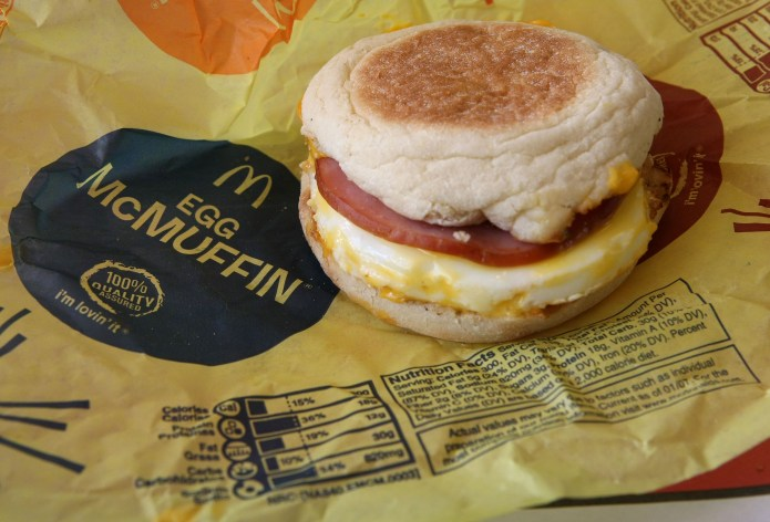 McDonald's has promised that its popular McMuffins will be back soon