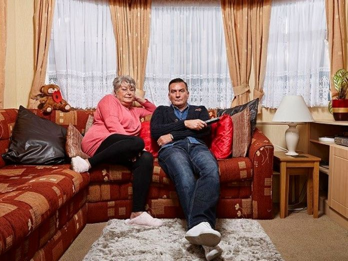 The pair - and the caravan - have been an integral part of Gogglebox since 2014