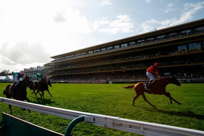 Longchamp to host races on Monday