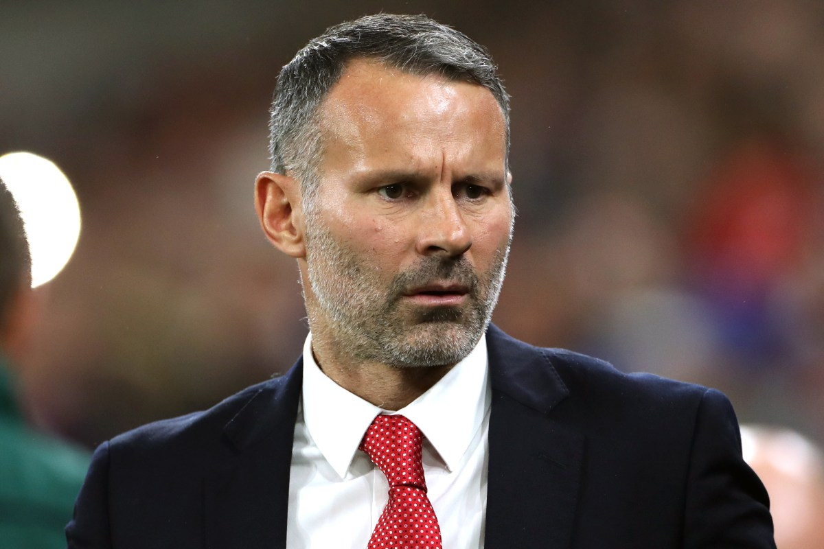 Ryan Giggs wanted to quit Wales BEFORE first game as he struggled with feelings