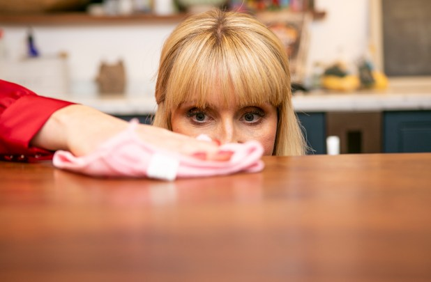 Lynsey Crombie shows you how to get to grips with cleaning tasks