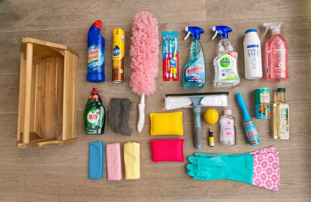 Here's everything you need to be a clean machine