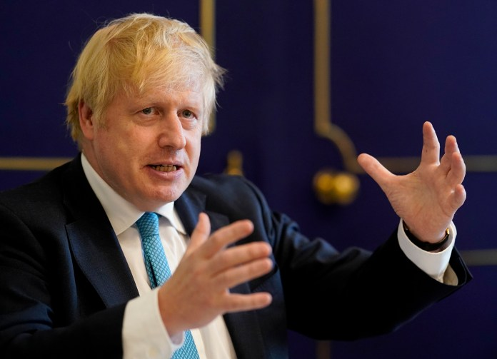 Boris Johnson revealed doctors are preparing to announce his death while fighting Covid-19