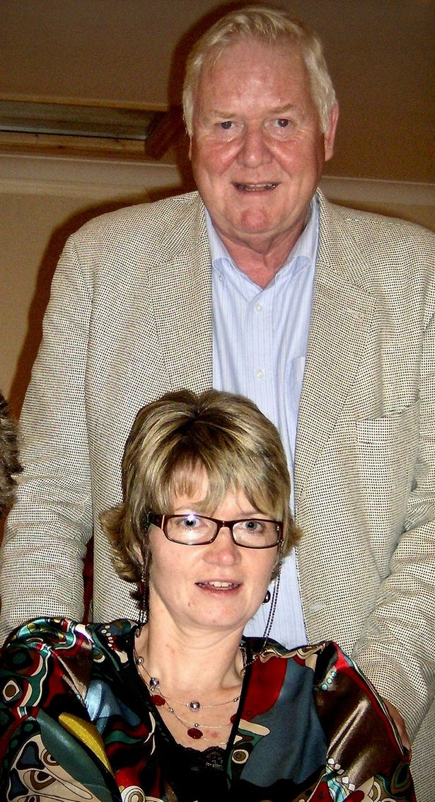 David Whincup and Joanne Rennison both died from coronavirus