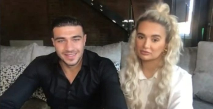 Molly-Mae Hague and Tommy Fury were tricked by YouTube pranksters into believing they were booked to appear on James Corden's Late Late Show