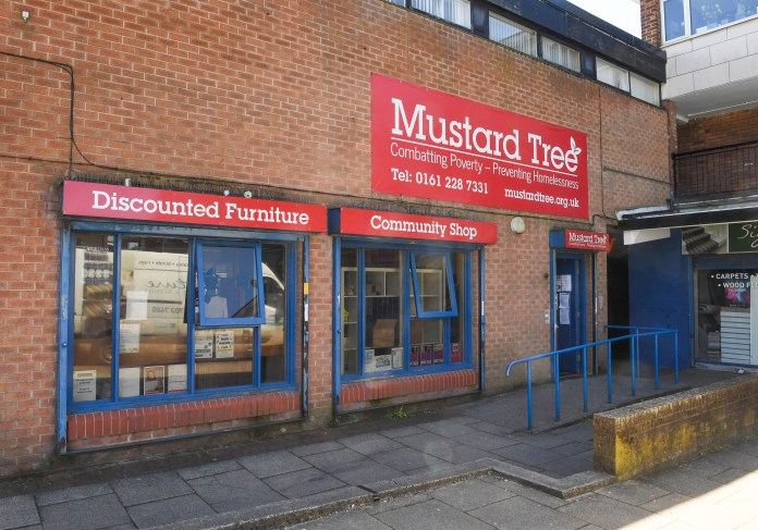 Residents count on support from Mustard Tree charity in the Little Hulton area