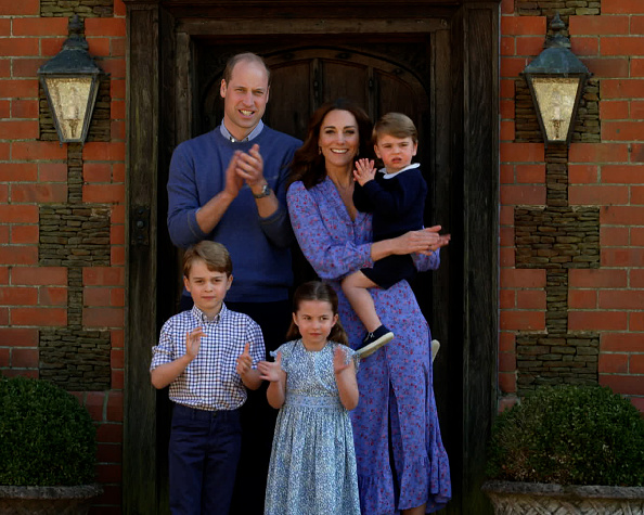 Millions have joined the campaign, including the Duke and Duchess of Cambridge and their families