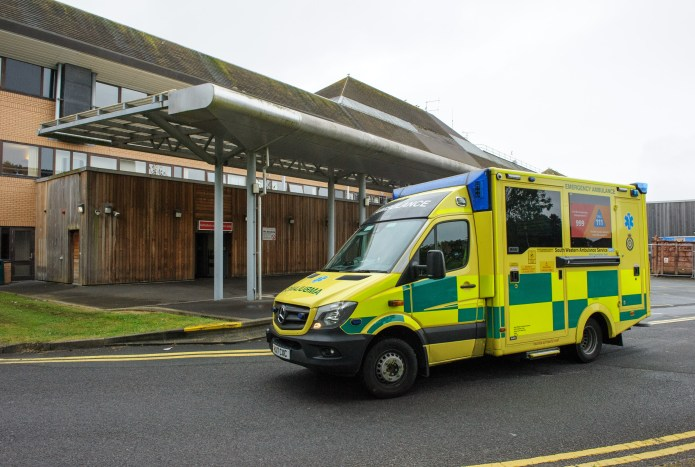 Weston General Hospital closed to new patients this morning