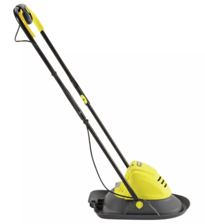 This hover mower from the Challenge range costs £50