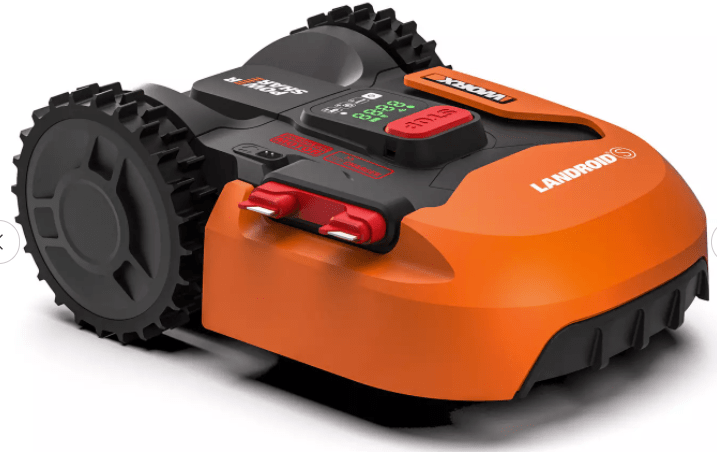 This robotic mower is the priciest on our list