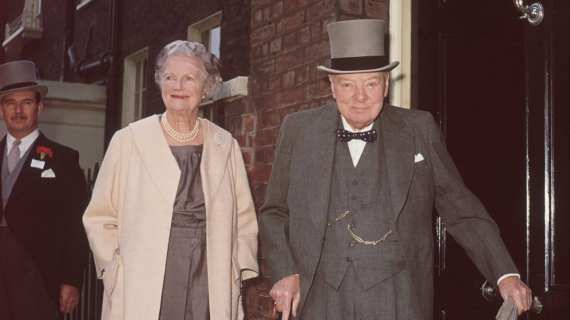 Clementine Churchill was a huge support to Winston Churchill and his political career