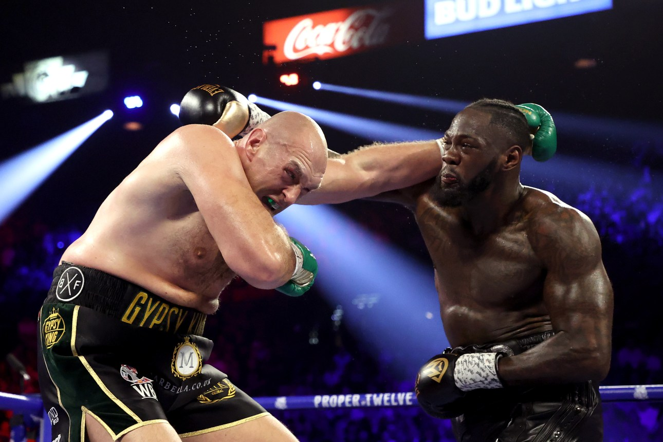 Tyson Fury Vs. Deontay Wilder 3 Press Conference Next Tuesday, June 15th In Los Angeles