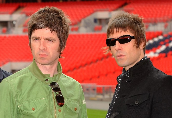 Liam and Noel Gallagher had a fight again