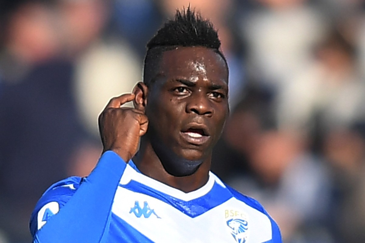 Mario Balotelli 'sacked by Brescia' after bust-up with president Massimo Cellino and missing ten days of training