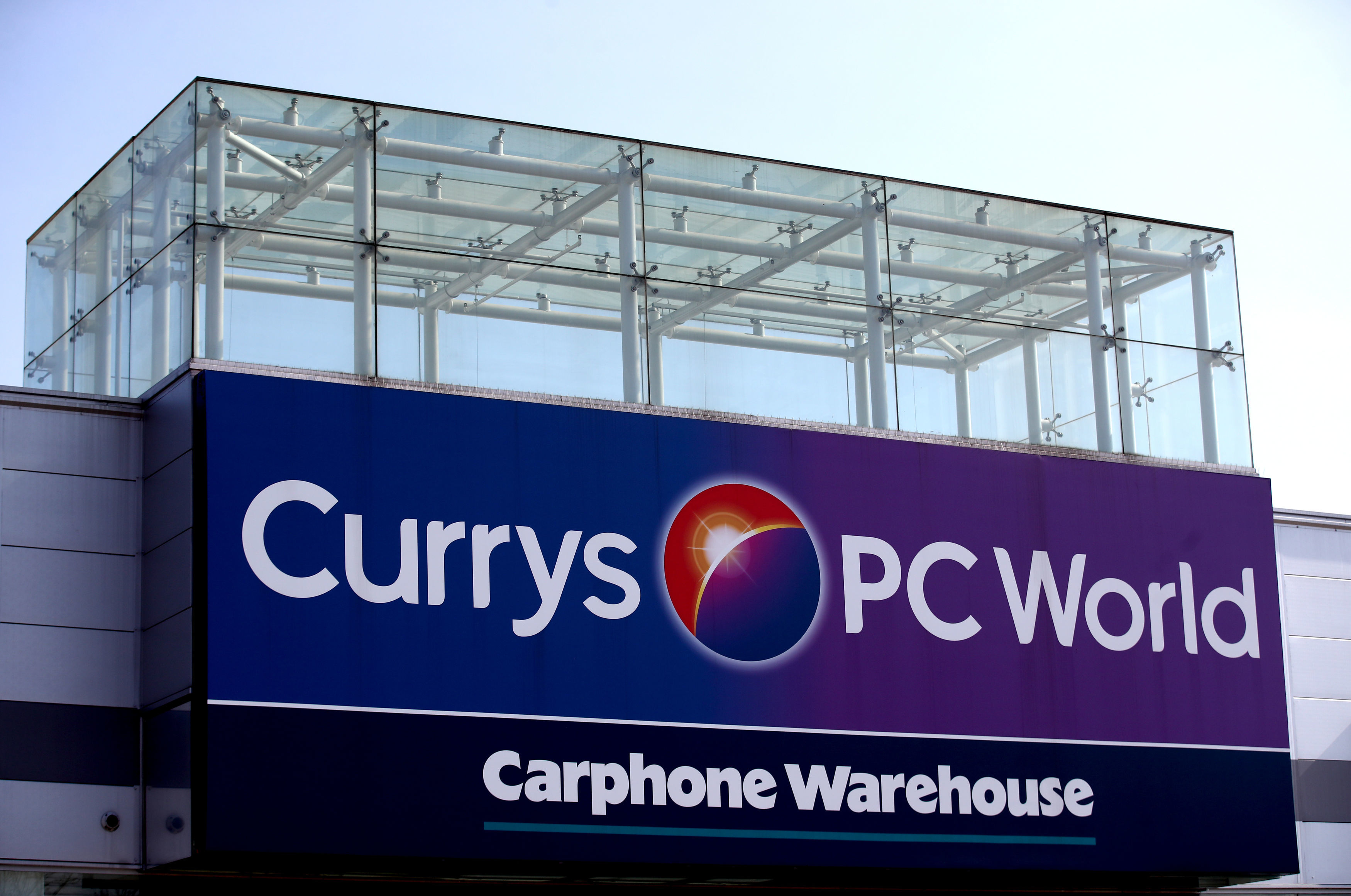 Most Currys PC World stores remain open for click and collect