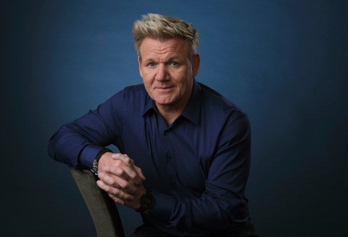 Gordon Ramsay already annoyed people when he moved there during the lockout
