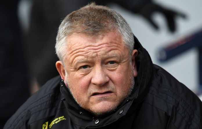 Chris Wilder did wonders on a tight budget