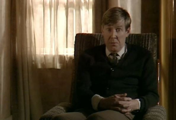 Talking Heads write Alan Bennett starred in A Chip In The Sugar