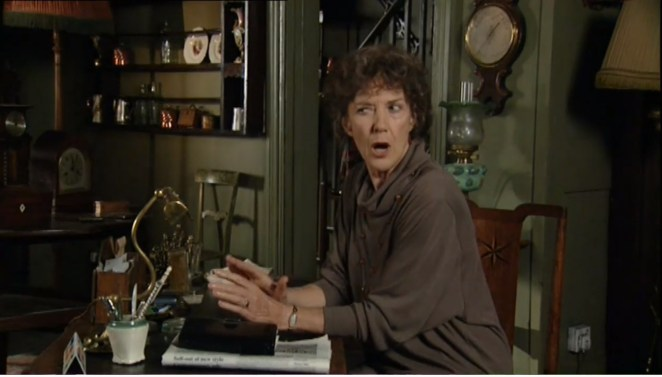 Eileen Atkins stars in The Hand Of God