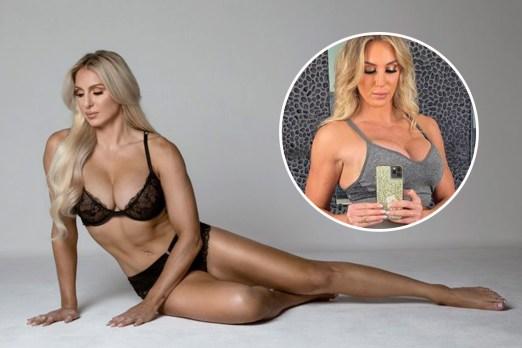 WWE stunner Charlotte Flair posts steamy lingerie snap on Instagram sending  fans wild as she takes break from wrestling