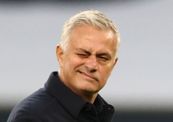 Mourinho just watched his players get passionate about the cause