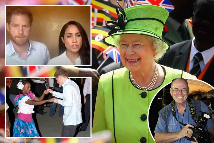 Prince Harry's lost the plot to slam the Queen's beloved Commonwealth 'club'