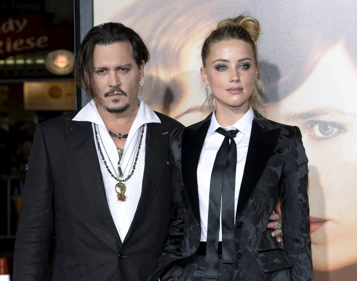 Court heard Depp hit and attempted to strangle his wife during their August 2015 honeymoon