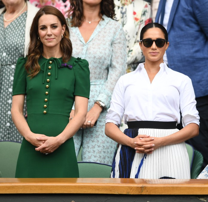 Kate Middleton and Meghan Markle struggled to get closer, biography says