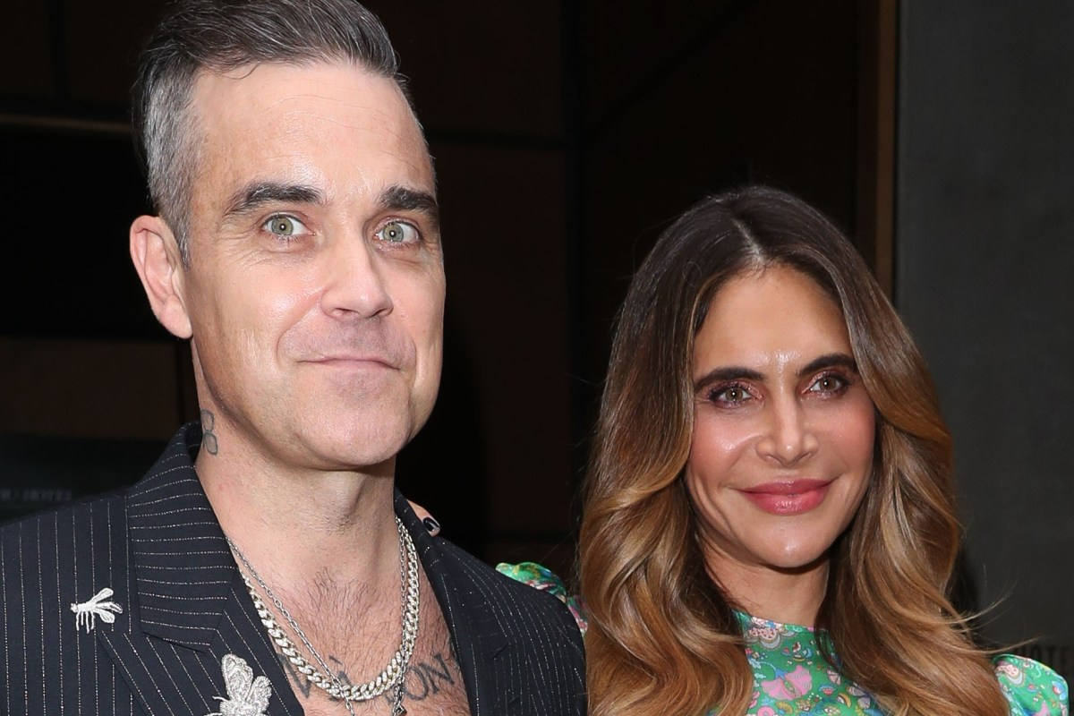 Robbie Williams and wife Ayda reveal they were threatened with being beheaded