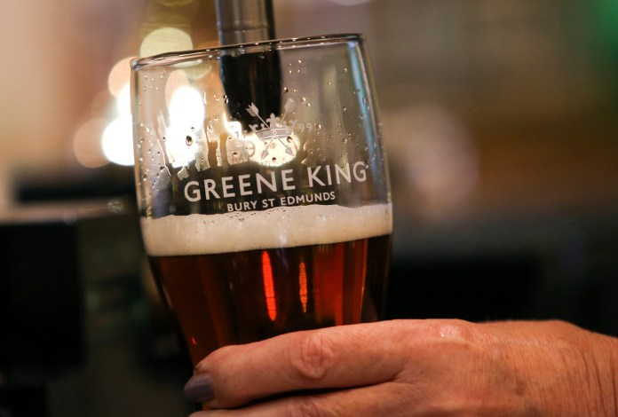 Greene King to reopen some of its pubs starting Monday, July 6