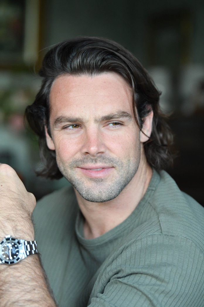 She broke up with Ben Foden after he cheated on her