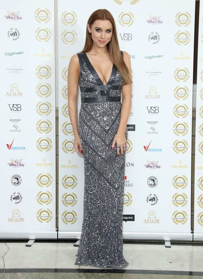 Una Healy goes out again after throwing her ex-husband rat lover Ben Foden