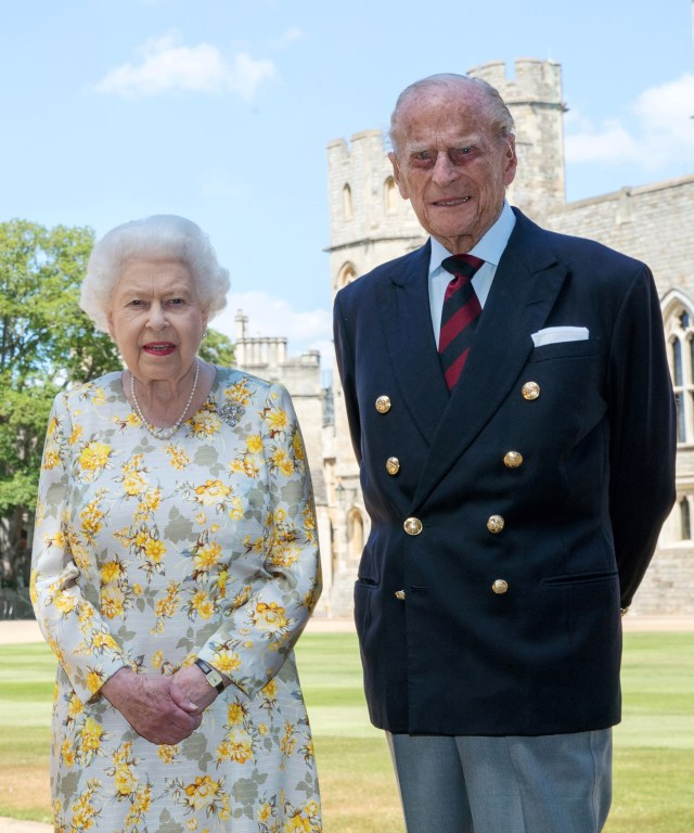 The Duke of Edinburgh has been isolating with the Queen in Windsor since March