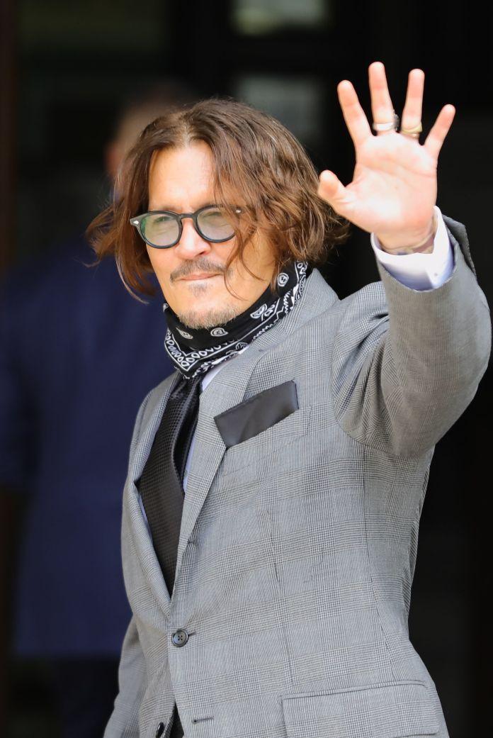 Depp finished testifying