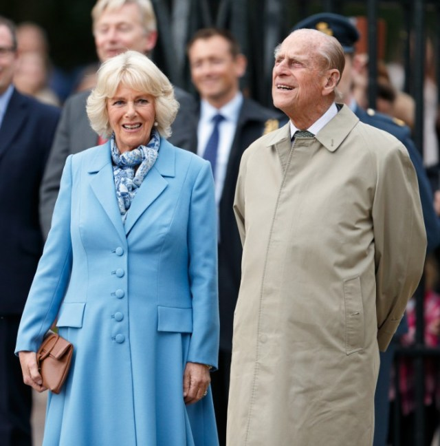 Prince Philip will pass his role onto Camilla