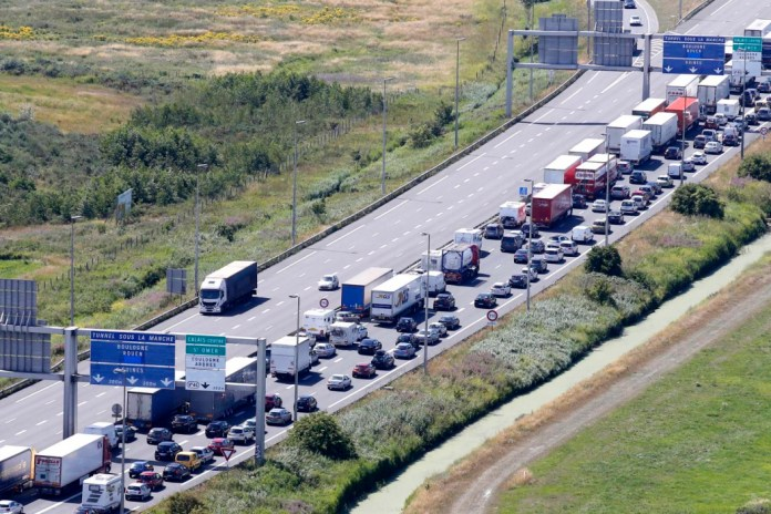Half a million Britons face nightmarish mission to return home, and many are heading to Calais