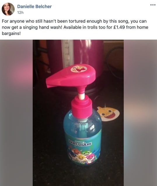 Mum Danielle revealed this terrible idea was in existance