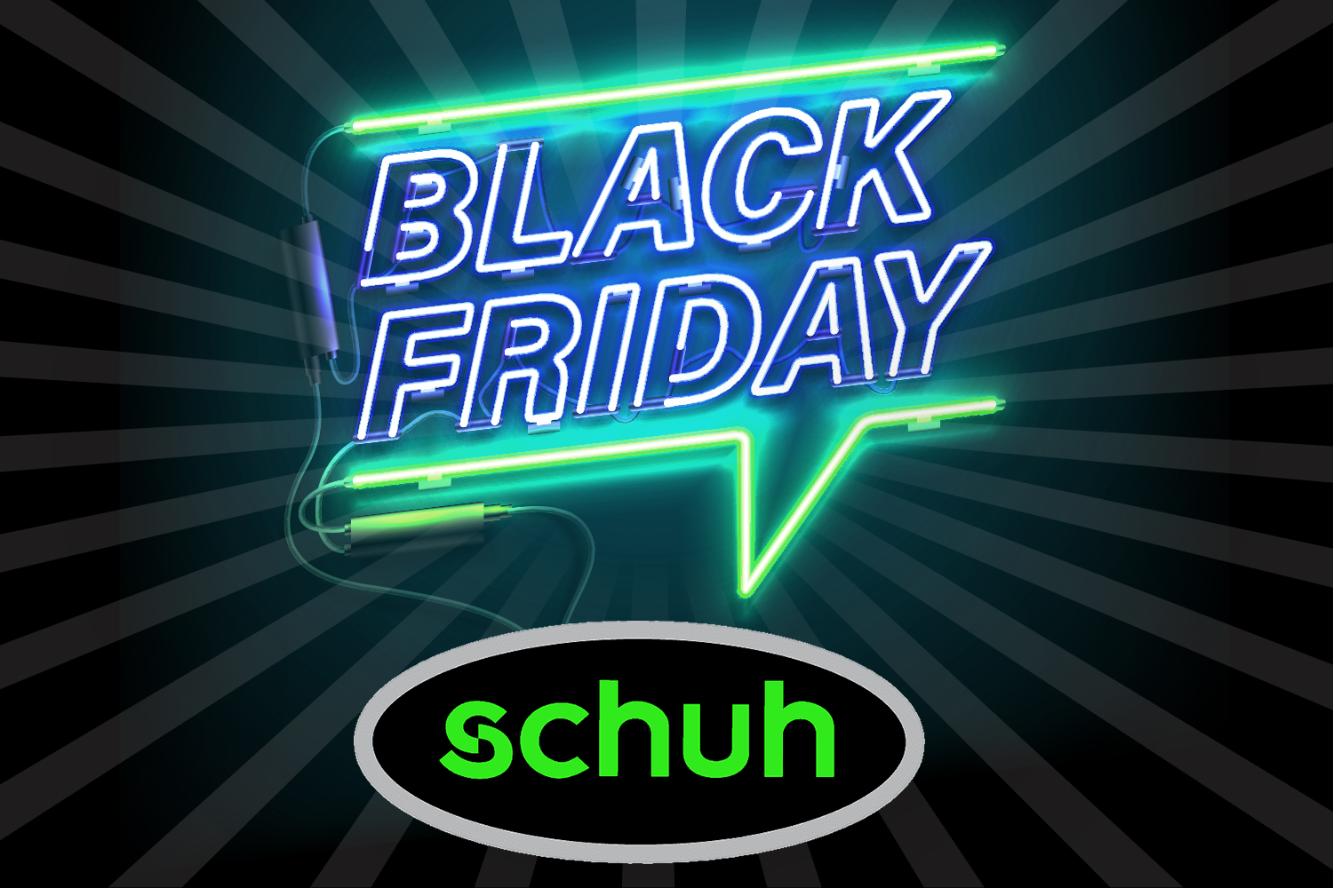 Schuh is set to slash its prices this Black Friday