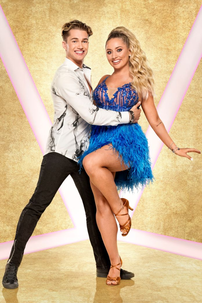 Professional dancer AJ, who last competed with YouTuber Saffron Barker, left Strictly earlier this year