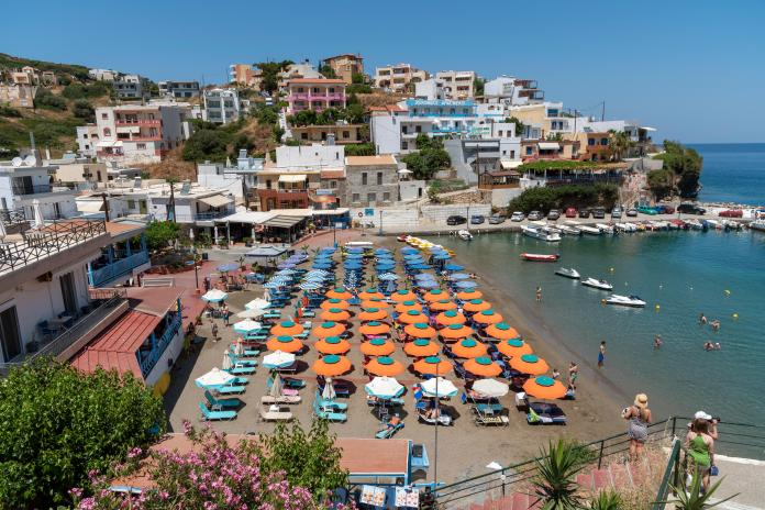 Crete is now the number one destination in Greece