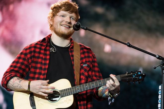 Ed has amassed a fortune of £200 million