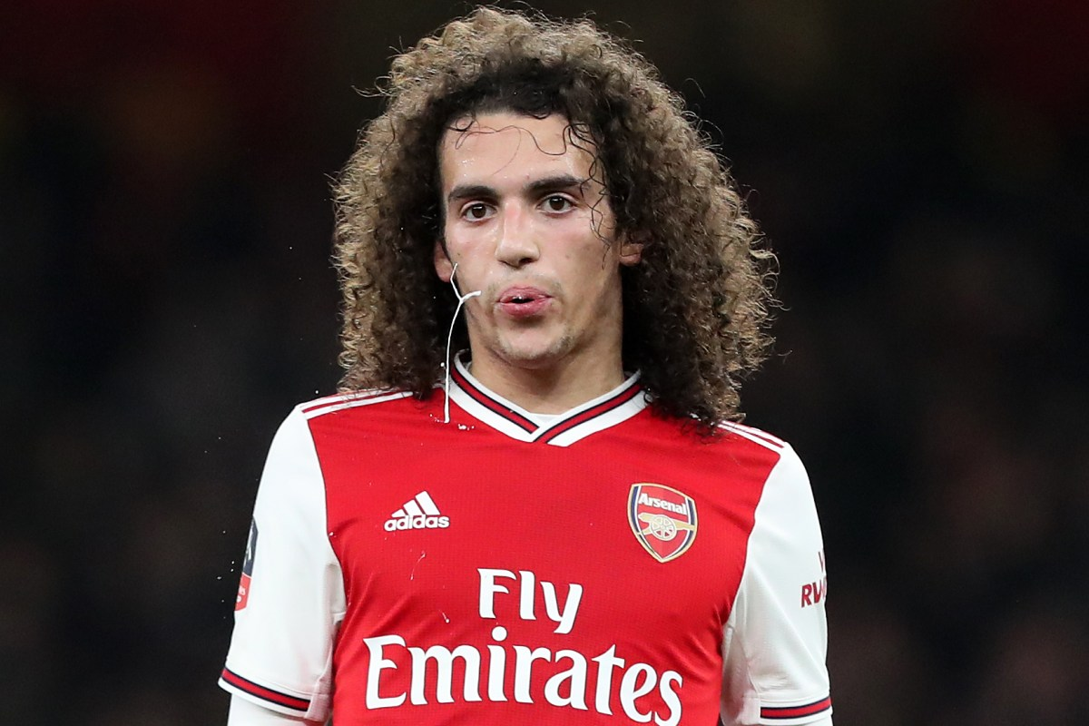 Arsenal set £40m price tag for Guendouzi with Juventus and Barcelona linked